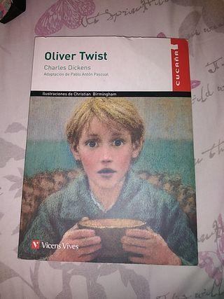 libro de Oliver twist