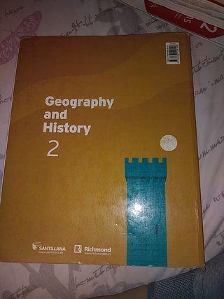 Geography and history, segundo de ESO