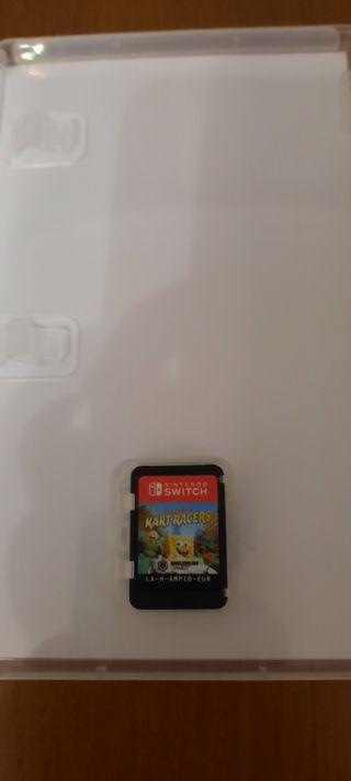 Lote Gear Club Unlimited 2 y Nickelodeon kart race