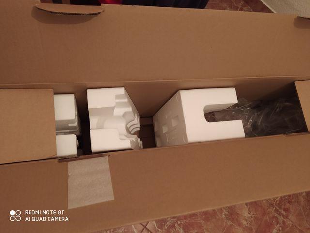 caja patinete Xiaomi pro