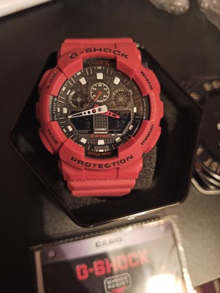 Reloj Casio G Shock hombre