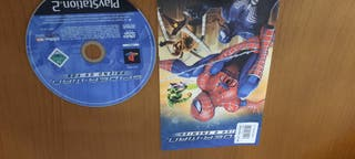 Spider-Man Amigo o Enemigo PS2