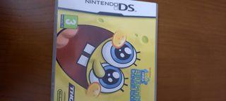 Bob Esponja Atrapados en el congelador DS
