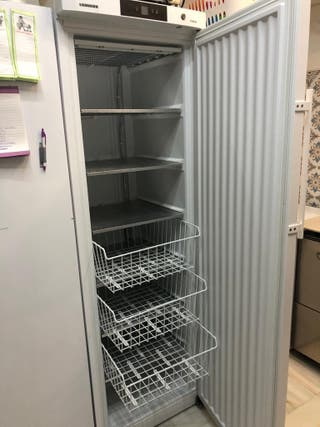 Congelador Liebherr vertical profesional