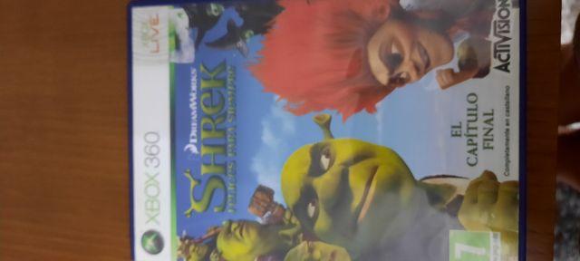 Sherk Felices Para Siempre XBOX 360