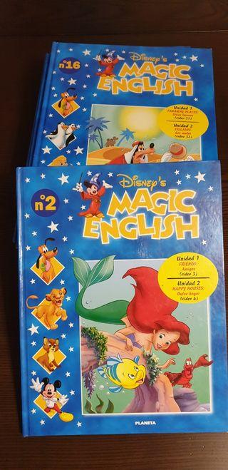 libros magic english