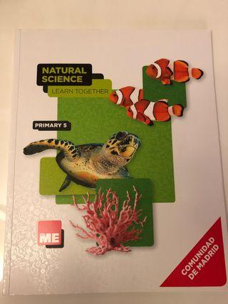 Natural Science 5 primaria