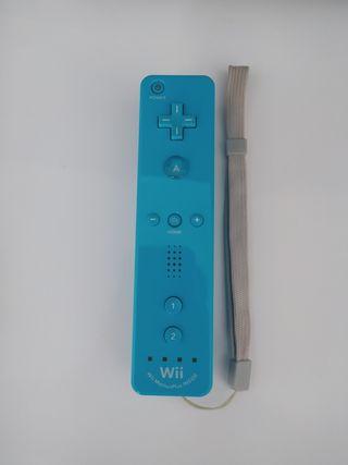 Mando Wii Motion Plus Wii / Wii U Edicion Azul
