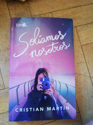 Soliamos nosotros, de Cristian Martin
