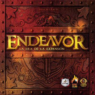 NUEVO Endeavor Era Expansión juego estrategia