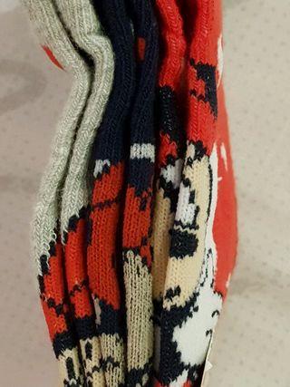 Calcetines tobilleros de niña Minnie, Nuevos