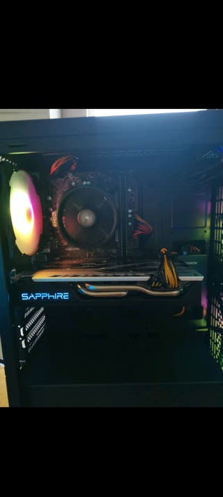 BNIB!! Ultra Spec Ryzen 7 Gaming PC RGB