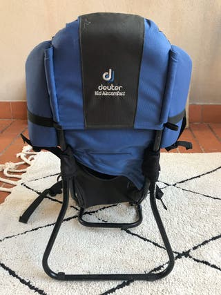 Mochila Deuter Kid Airconfort