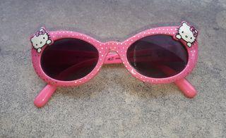 Gafas rosas Hello Kitty