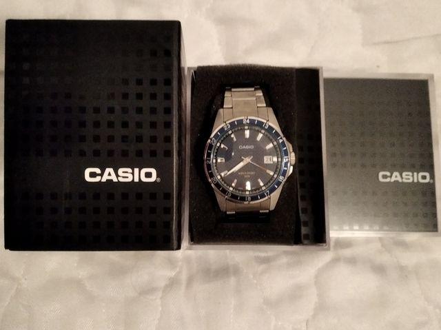 Reloj Casio y Pulsera Viceroy