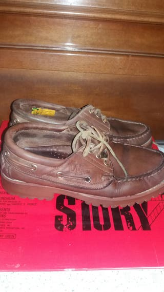 zapatos náuticos Panamá jack