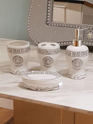 Bathroom accessories set brand new in box