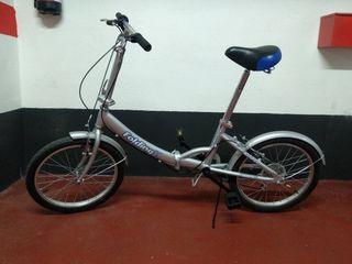 Bici plegable Folding street 08