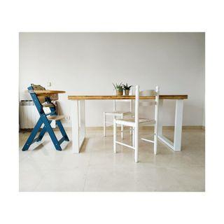 Mesa comedor industrial/nórdico