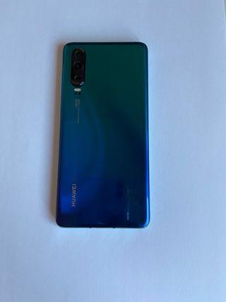 HUAWEI P30 128gb azul