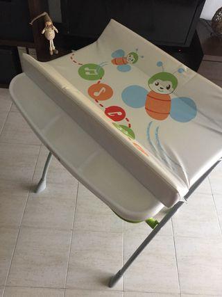 Bañera-cambiador prenatal