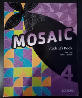 Mosaic Student's Book 4ESO