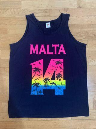 Camiseta tirantes Malta