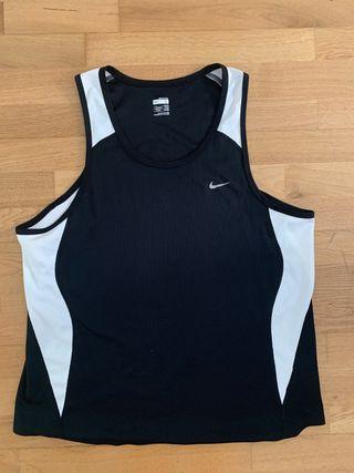 Camiseta tirantes Nike Running Talla L