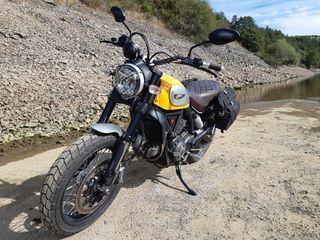 Ducati Scrambler Classic 800cc