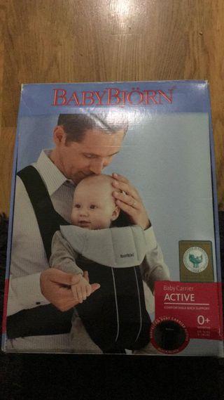Mochila transportar bebe