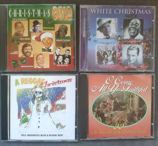 LOTE CDs MÚSICA NAVIDAD CHRISTMAS