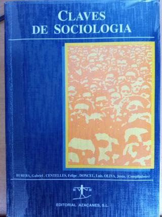Claves de Sociología Centelles