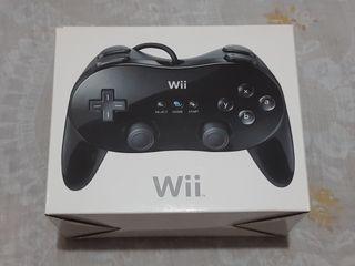 Mando Clásico Pro Wii - Caja vacía