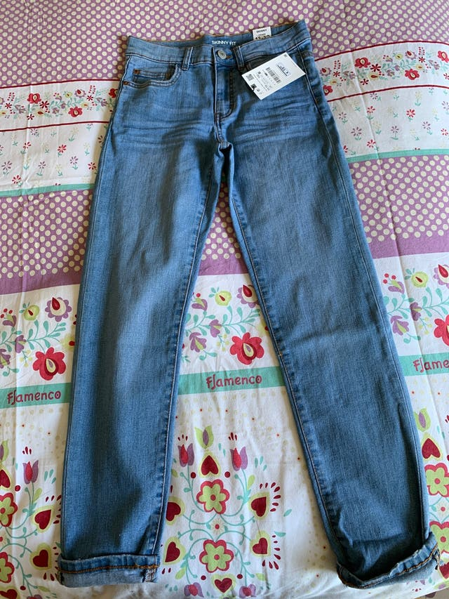 Pantalon Vaquero Nino Zara De Segunda Mano Por 10 En Pedrezuela En Wallapop