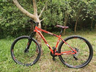 """Bicicleta de montaña 29"""""""