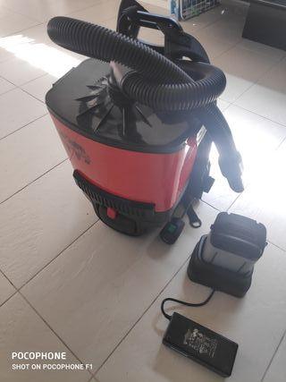 aspirador mochila