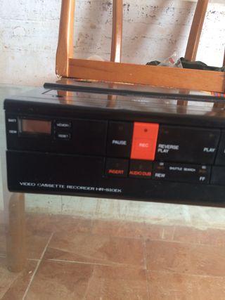 Vídeo cassette antiguo