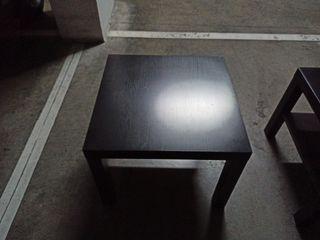 mesa centro y mesa auxiliar lack ikea