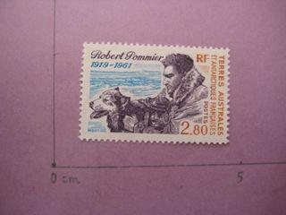 TAAF 1994 sellos nuevos MNH Fauna ciencia Francia