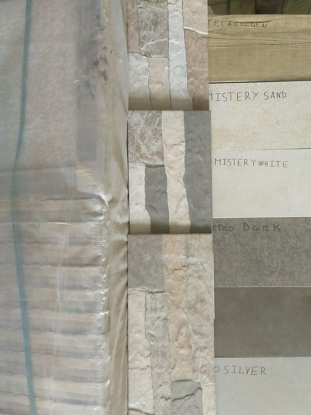 Revestimiento exterior interior efecto piedra