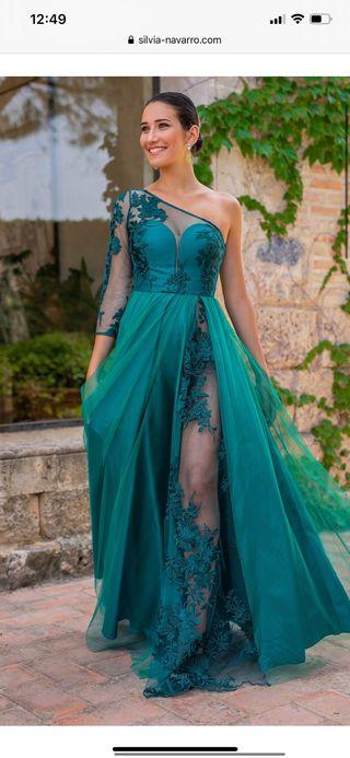 Vestido de fiesta Silvia Navarro