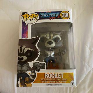 Funko Pop Rocket