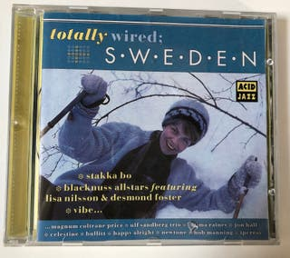 CD Totally Wired Sweden