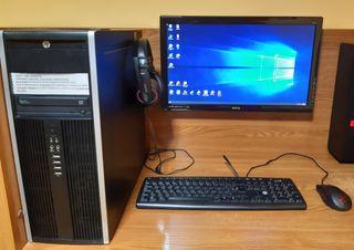 PC I5/16GB/128GB SSD+1TB/GTX1050TI 4GB