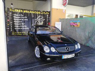 Mercedes-Benz cl 500 1999