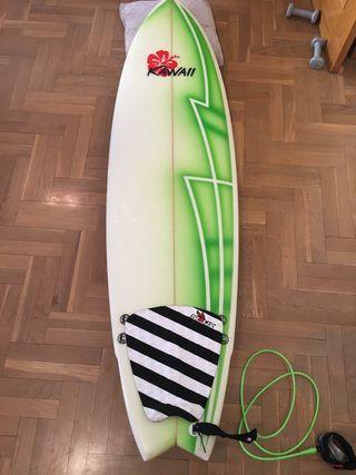 Tabla de Surf Kawaii