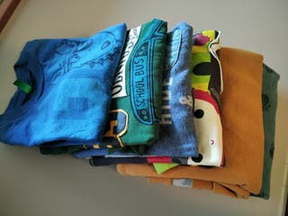 lote de Jersey ropa