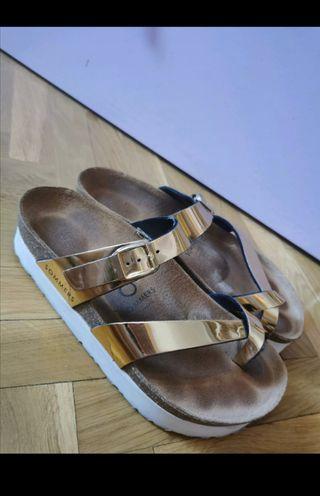 Sandalia plataforma Sommers