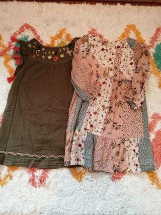 Vestidos talla 8