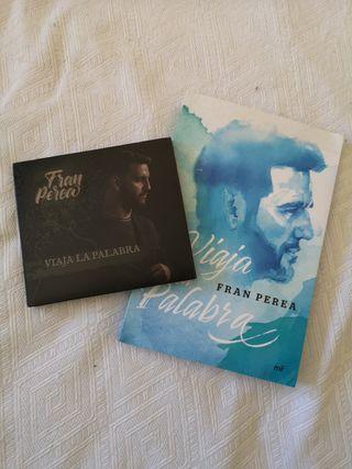 Viaja la palabra. Fran Perea. libro y cd